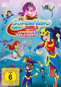 DC Super Hero Girls - Legenden von Atlantis