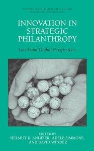 Innovation in Strategic Philanthropy
