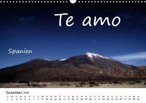 Ich liebe Dich (Wandkalender 2019 DIN A3 quer)