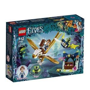 LEGO® Elves 41190 - Emily Jones und die Flucht auf dem Adler, Ba