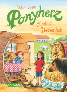 Ponyherz, Band 8: Heuhotel Hottenhöh