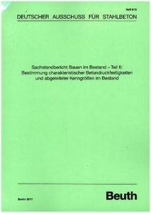 Sachstandbericht Bauen im Bestand - Teil II: Bestimmung charakte