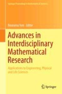 Advances in Interdisciplinary Mathematical Research