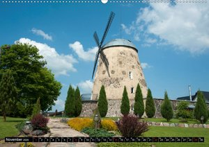 Windmühlen in Europa
