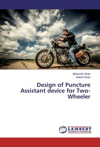 Design of Puncture Assistant device for Two-Wheeler