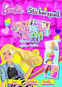 Barbie: Stickerspaß Boxset