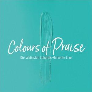 Colours of Praise - blau - die schönsten Lobpreis-Momente live,