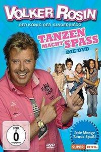 TANZEN MACHT SPAß - DIE DVD