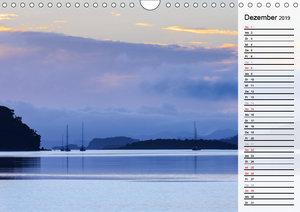 Sehnsucht nach Neuseeland (Wandkalender 2019 DIN A4 quer)