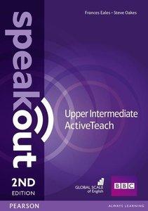 Speakout Upper Intermediate. Active Teach. CD-ROM