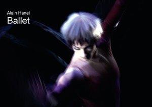 Alain Hanel - Ballet (Livre poster DIN A3 horizontal)