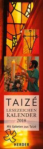 Taizé-Lesezeichenkalender 2018