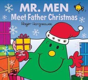 Mr. Men Meet Father Christmas