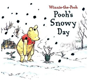 Pooh's Snowy Day