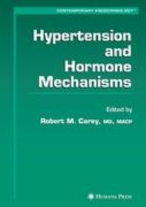 Hypertension and Hormone Mechanisms