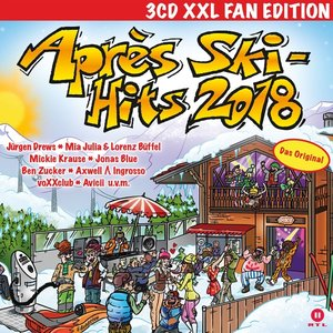 Apres Ski Hits 2018-XXL Fan Edition