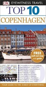 Copenhagen: Eyewitness Top 10 Travel Guide