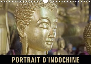 Portrait d Indochine (Calendrier mural 2015 DIN A4 horizontal)