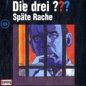 Die drei ??? - Späte Rache, 1 CD-Audio
