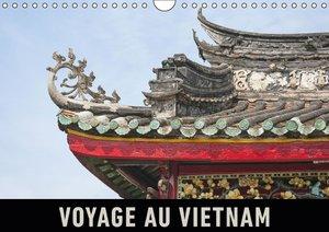 Voyage au Vietnam (Calendrier mural 2015 DIN A4 horizontal)