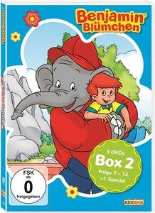 Benjamin Blümchen DVD - Sammelbox 2