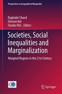 Societies, Social Inequalities and Marginalization