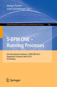 S-BPM ONE - Running Processes