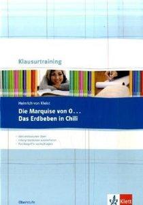 Klausurtraining: Heinrich von Kleist \'Die Marquise von O... / D