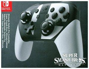 Nintendo Switch Pro Controller Super Smash Bros. Ultimate Editio