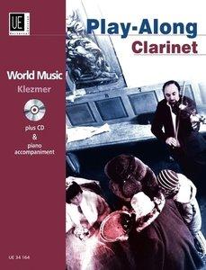 Klezmer - PLAY ALONG Clarinet