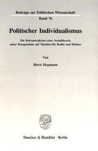 Politischer Individualismus