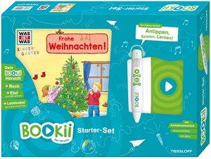 Bookii Starterset WAS IST WAS Kindergarten Frohe Weihnachten! Bu