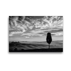 Premium Textil-Leinwand 45 cm x 30 cm quer Blick auf Belvedere