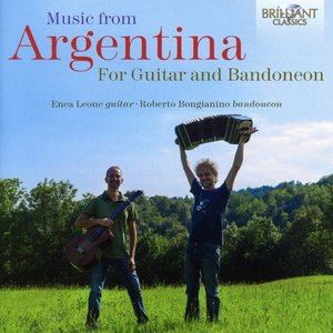 Music From Argentina For Guitar And Bandoneon