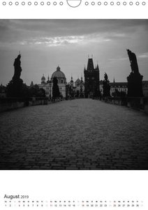 Prag - Praha - Prague (Wandkalender 2019 DIN A4 hoch)
