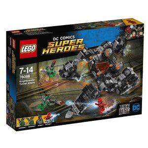 LEGO® Super Heroes 76086 - Justice League, Knightcrawlers Tunne