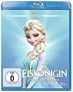 Die Eiskönigin - völlig unverfroren, Blu-ray