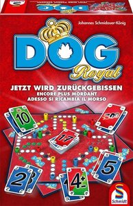 Dog Royal, Familienspiel