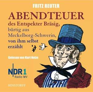 Abendteuer des Entspekter Bräsig. CD