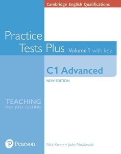 Cambridge English: Advanced Practice Tests Plus with key