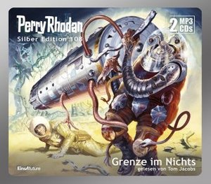 Perry Rhodan Silber Edition 108: Grenze im Nichts (2 MP3-CDs), 1