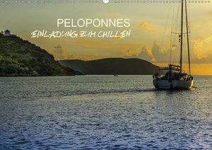 Peloponnes - Einladung zum Chillen