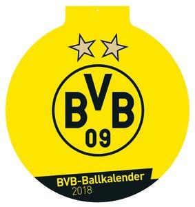 BVB-Tischkalender 2018