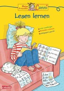 Conni Gelbe Reihe: Lesen lernen