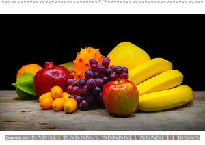 Lebenselixier Obst und Gemüse (Wandkalender 2020 DIN A2 quer)