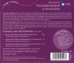 Violinkonzert & Romanzen