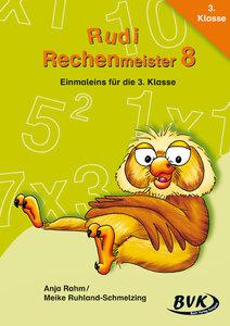 Rudi Rechenmeister 8