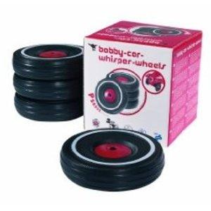 BIG 1260 - Flüsterräder Set für Bobby-Car Classic