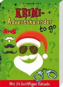 Krimi-Adventskalender to go