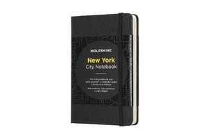 City Notebook New York schwarz